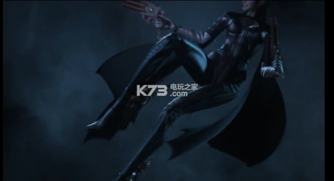 《猎天使魔女3》公布 任天堂switch独占