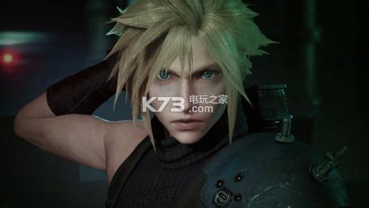 《最终幻想7重制版》下周一公布新消息