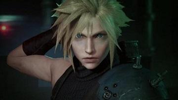 《最終幻想7重制版》下周一公布新消息