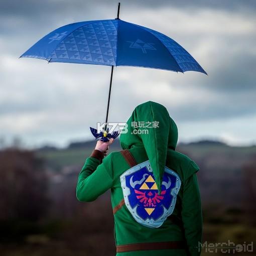 《塞尔达传说》主题雨伞周边公布 帅帅哒!