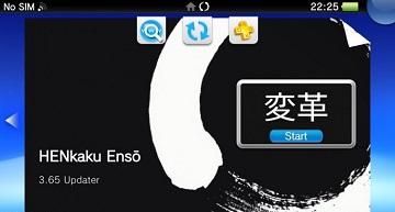 psv 3.65变革Enso系统破解教程