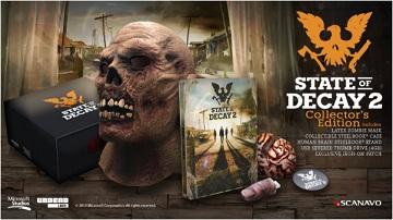 《腐烂国度2》收藏版公布!售价70美元不含游戏本体