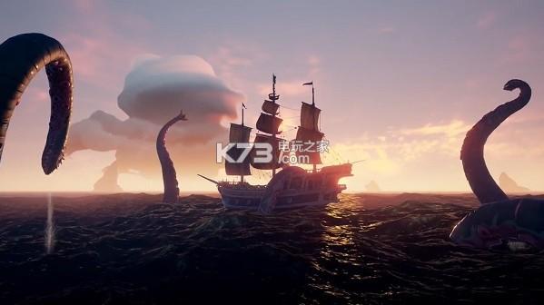 《盗贼之海》发售预告片公布!游戏玩法曝光