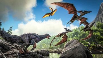 《方舟:生存进化》将登手机平台!官网内测申请开启