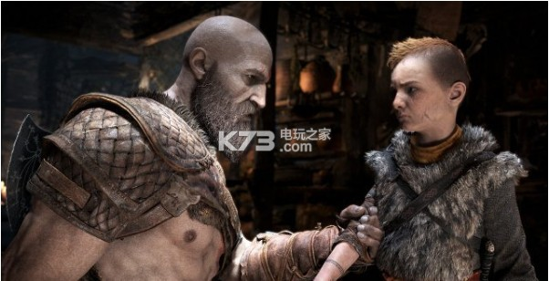 《战神4》最新游戏截图公布!众多情报曝出