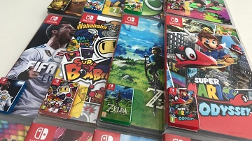 玩家打造任天堂Switch游戲卡帶超迷你包裝盒