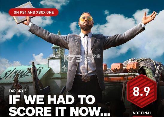 《孤島驚魂5》媒體評分解禁!IGN打出8.9