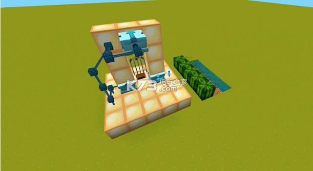 迷你世界自动切割机建造攻略
