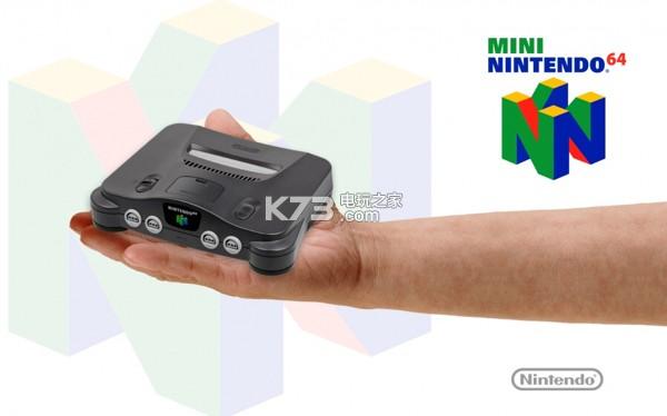 迷你N64 E3 2018即將發布?任天堂注冊商標