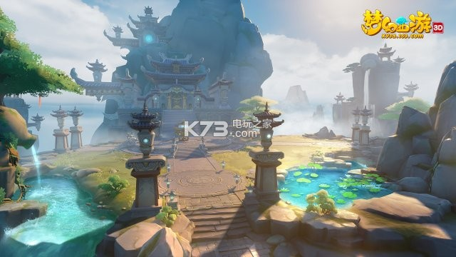 《梦幻西游3D》手游开启全网预约!玩法大改变!