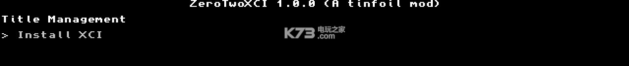 ReiNX/大气层安装xci游戏图文教程[针对系统6.2.0]