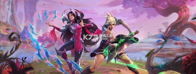 《英雄联盟手游》2.3版本更新 伊瑞莉雅、雷玟、姗娜参战