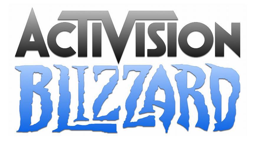 动视暴雪logo