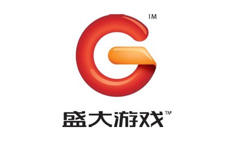 盛大游戏有限公司logo