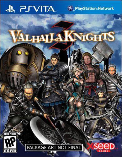 瓦尔哈拉骑士3