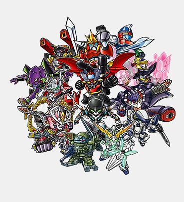 第三次超级机器人大战Z天狱篇