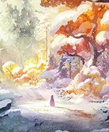 活祭与雪之刹那