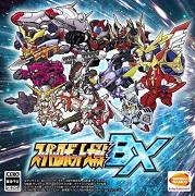 超级机器人大战BX
