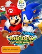 马里奥与索尼克在里约奥运会
