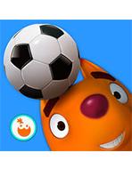 葡星宝贝开心足球