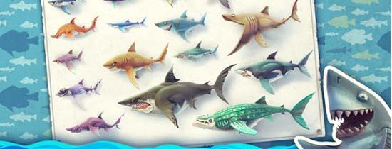 类似饥饿鲨世界的游戏