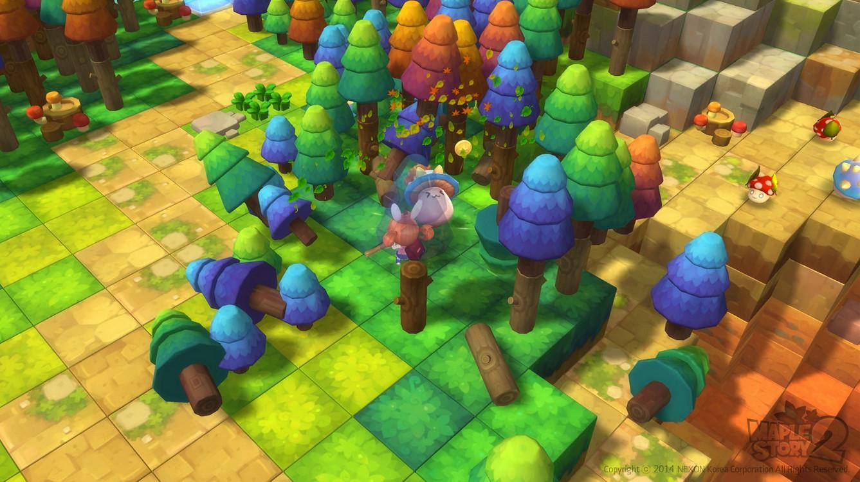 冒险岛2 世界地图及boss怪战斗超清截图