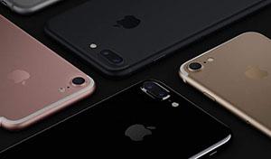 iphone7实机高清组图【各颜色】