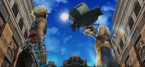 ps4《最终幻想12 hd》超清1080p实机截图