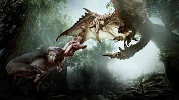 《怪物獵人世界》超清實機截圖欣賞【壁紙】