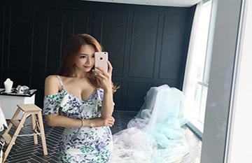韩国美女模特Hyem性感自拍写真图片