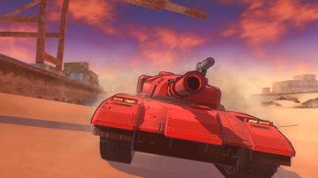 《重裝機兵Xeno》主角、戰車、戰斗截圖公開