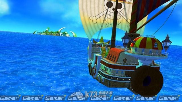 海贼王无尽世界红 日版下载 截图