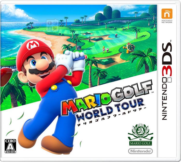 马里奥高尔夫世界巡回赛日版下载