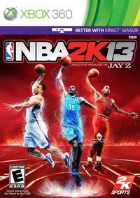 NBA 2K13 缇���涓�杞�