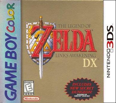 塞尔达传说梦见岛DX 欧版下载