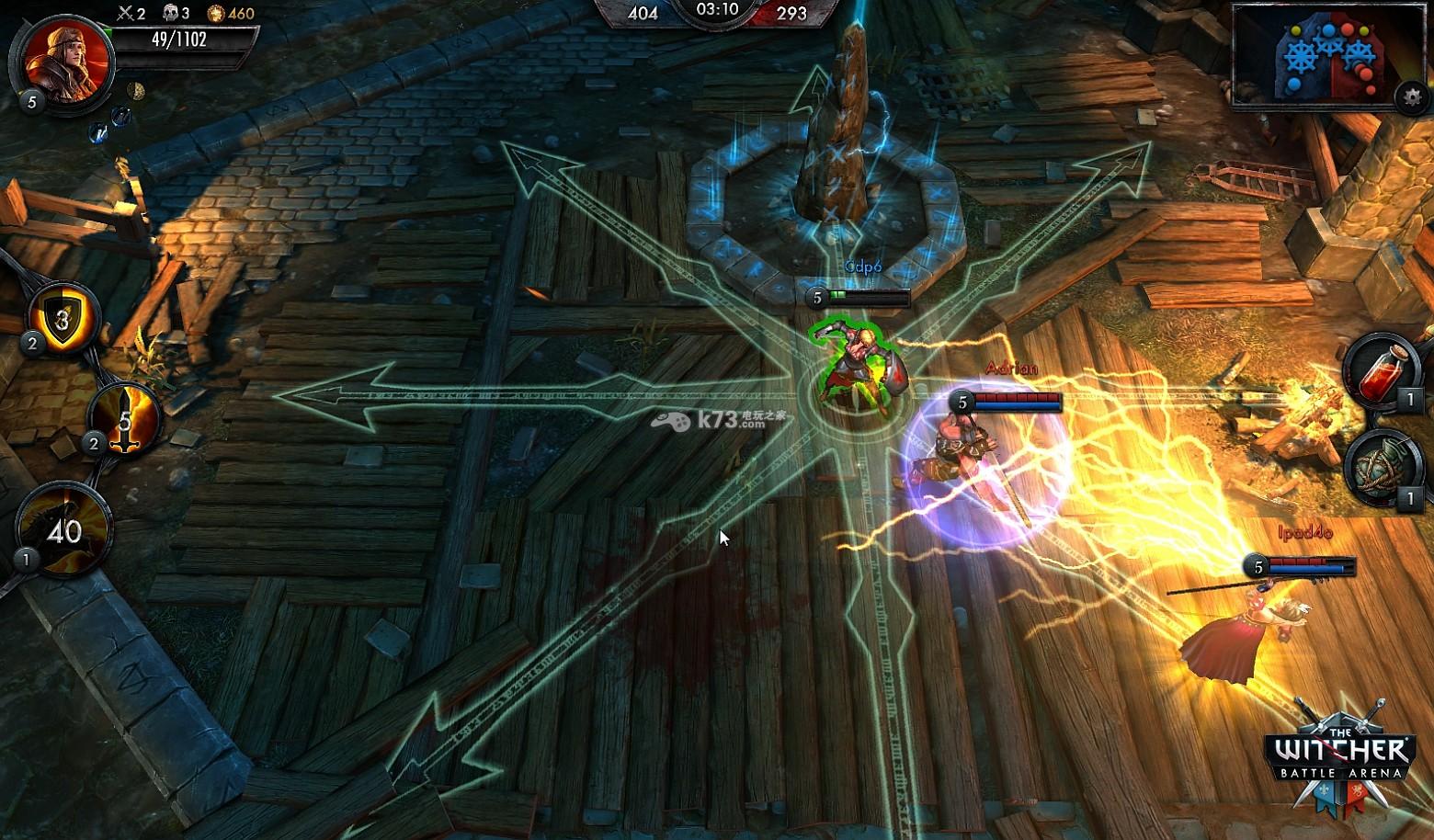 巫师竞技场 v1.1.1 下载 截图