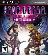 ps3 星之海洋4国际版美版下载 星之海洋4国际版汉化版