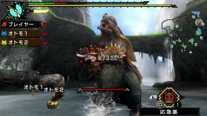 怪物猎人汉化_怪物猎人p3高清版 汉化版下载