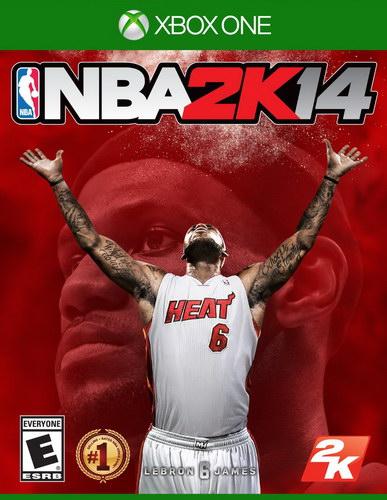 NBA 2K14美版预约 NBA 2K14预约