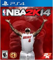 NBA 2K14 缇���涓�杞�