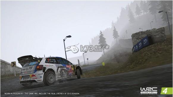 WRC4 FIA世界汽车拉力锦标赛 日版下载 截图