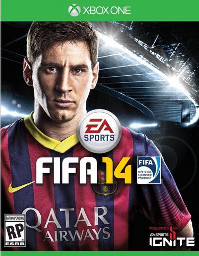 FIFA 14欧版预约 FIFA 14预约