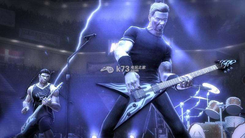 ps3 吉他英雄金属乐队美版下载 _k73电玩之家