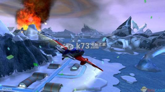 《飞机总动员》改编而来的一款3ds游戏