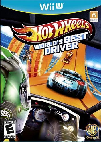 风火轮赛车 世界最强车手 美版下