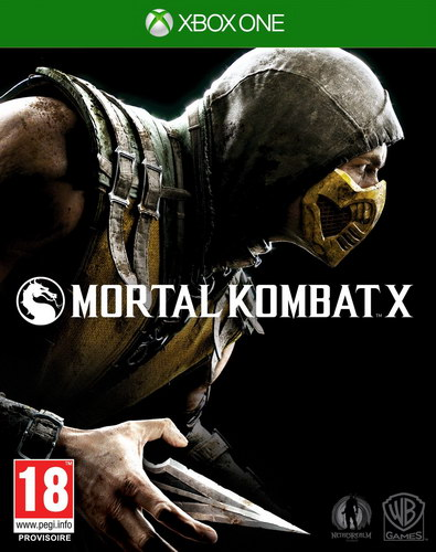 [Xbox One]真人快打10美版预约 真人快打10 预约