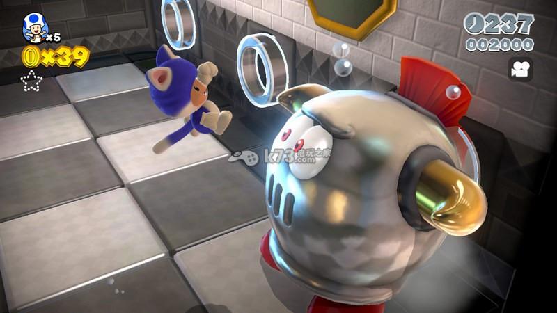 超级马里奥3D世界 日版下载 截图