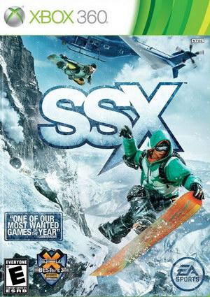[Xbox360]xbox360 SSX极限滑雪美版预约 SSX极限滑雪 预约