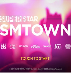 superstar smtown 中文版下载