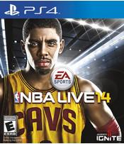 NBA Live 14 缇���涓�杞�